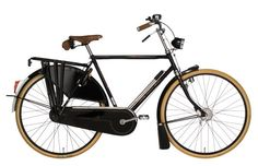 "I always liked the Gazelle bicycles from Holland.  Adding this to my ""things I will get"" list."