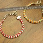 DIY Bracelet : DIY - Braided wrap bracelet