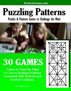 Dyslexia Games... A Fun Solution for Reading Confusion!