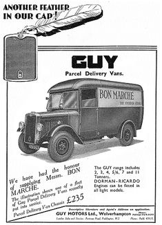 An advert from Vintage Vans, Vintage Trucks, Old Trucks, Golden Treasure, Old Lorries, Road Transport, Truck Art, Car Posters, Busses