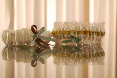 Heavenly Garters.  Wedding garter - South Africa - www.heavenlygarters.co.za.  Facebook:  Heavenly-Garters