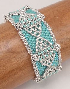 Instructions for Thorbardin Bracelet Beading by njdesigns1