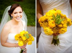 """In love with the """"Billy balls"""" in the bouquet."""