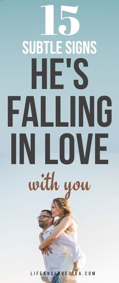 Are you waiting to hear those three little words when you are together? Then you are probably wondering if hes falling in love with you. Here are 15 Subtle Signs He's Falling In Love With You. Best Relationship Advice, Real Relationships, Couple Relationship, Relationship Problems, Communication Relationship, Falling In Love Quotes, Romantic Love Quotes, Romantic Ideas, First Date Tips