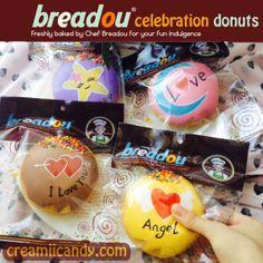 breadou squishy donut kawaii shop donut jumbo rare squishy australia