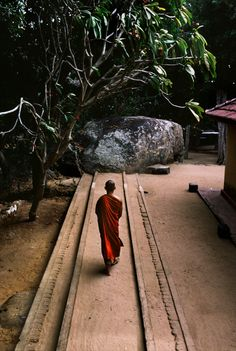 The Power of Solitude – Steve McCurry's Blog - Sri Lanka