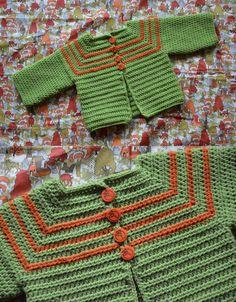 gilet au crochet DIY de Bliss Cocotte