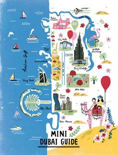 "Check out this project: ""mini dubai guide - vogue kids"" https Dubai City, Dubai Map, Dubai Guide, Dubai Travel Guide, Bhutan, Dubai Safari, Abou Dabi, Dubai Vacation, Vacation Destinations"