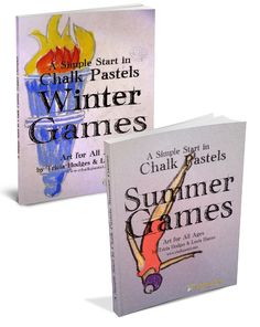 With this bundle, get all of the Games tutorials! Summer and Winter Games tutorials for one, low price. The torch, medals, laurel wreath, bobsled, skier, di
