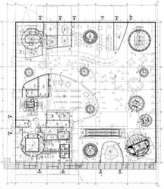 "darquitectura: "" Toyo Ito, Mediateca de Sendai, Japan, 2001 """
