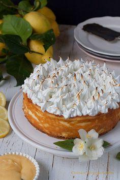 Cuinant: Tarta de Queso, Limón y Merengue