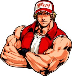 Terry KOF94 by topdog4815 on DeviantArt