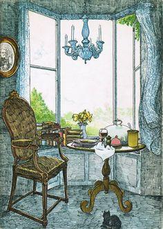 "Erik Blegvad - ""The Margaret Rudkin Pepperidge Farm Cookbook"",1965"