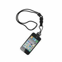 iCat Neck It Lanyard for iPhone - Black  $24.99 @ shop.geocaching.com