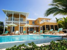 House of Turquoise: Villa Pima in Turks and Caicos