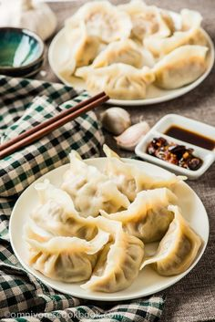 How to Make Chinese Dumplings from Scratch - The ultimate guide to making Chinese dumplings from scratch. The dough can be used for both boiled dumplings (shui jiao, 水饺) and potstickers (guo tie, 锅贴) | http://omnivorescookbook.com