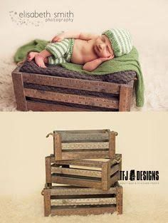 100% True New Newborn Photography Props Wood Beach Chair For Photo Shoot Props Creative Stripe Baby Sofa Newborn Photography Accessories Mother & Kids