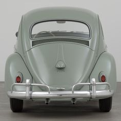 MoMA | The Collection | Ferdinand Porsche, Volkswagenwerk and Germany. Volkswagen Type 1 Sedan. 1959