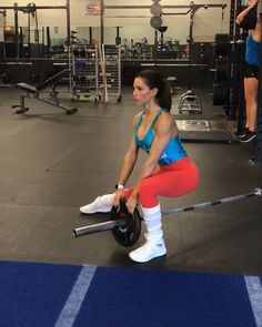"""8,148 Likes, 90 Comments - Alexia Clark (@alexia_clark) on Instagram: """" 1. 12 each side 2. 12 each side 3. 8 each way 4. 15 Reps each 3-5 rounds #alexiaclark…"""""""