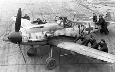 Messerschmidt Bf-109 - 1943.