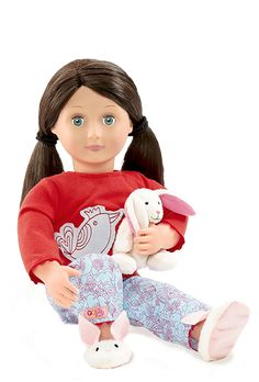 Slumber Party Set Our Generation Dolls 18 Dolls Non Ag