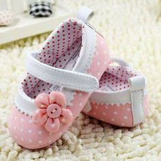 Lovely Summer Infant Baby Girl Flower Soft Sole Toddler PU Leather Crib Shoes in Clothing, Shoes & Accessories, Baby & Toddler Clothing, Baby Shoes Baby Girl Shoes, My Baby Girl, Girls Shoes, Baby Shoes Pattern, Shoe Pattern, Cute Kids Photography, First Walkers, Crib Shoes, Doll Shoes