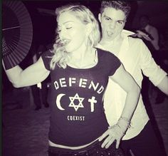 Madonna~and Rocco Ritchie