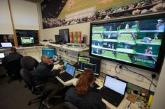 At the heart of the Wimbledon tennis championships lies the IBM bunker | Ars Technica UK
