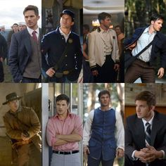 Definately my favorite character in the show! Timeless Show, Timeless Series, Newest Tv Shows, Favorite Tv Shows, Gorgeous Men, Beautiful People, Tv Shows Funny, Matt Lanter, Fantasy Films