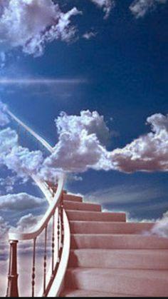 En mi corazón no necesitas escalera. ...siempre estarás en mi. ...Los amoooooo mis angelitos bellos