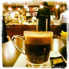 Hot Chocolate at Filicori, New York City, USA