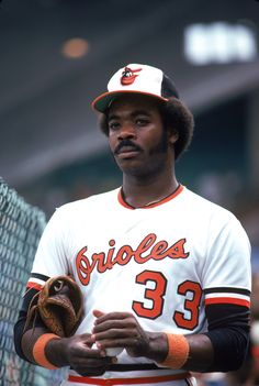Eddie Murray - Baltimore Orioles