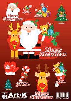50 Packs con Vectores de Navidad gratis! – Puerto Pixel   Recursos de Diseño
