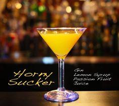 Horny Sucker Martini