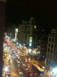 Madrid por la noche