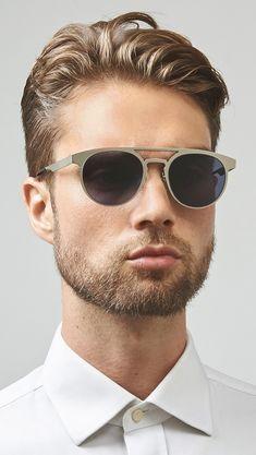 2d03e7db516 FREYRS Eyewear Logan Mens Designer Metal Round Aviator Sunglasses  mens   fashion  sunglasses Logan