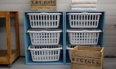 I would love something like this in the garage to organize toys and sports items. amyashby