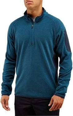 Titan Pass 1.0 Half-Zip Fleece Jacket - Men's | Products, Men's ...