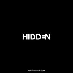 Logo Design   Hidden  Copyright.karanmehta.2016