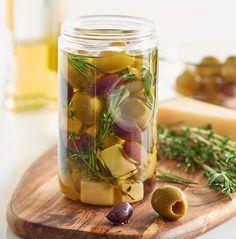 Marinated Olives and Cheese | Fresh - Tupperware Blog