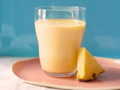 Get Food Network Kitchen's Tropical Oatmeal Smoothie Recipe from Food Network