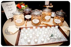 cookie and milk bar | milk and cookie bar :) or for wedding (referring to category...)