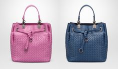 Introducing the Brand New Bottega Veneta Bucket Bag