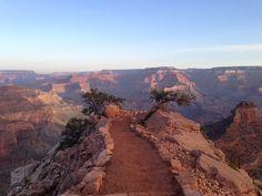 Grand Canyon National Park - Kaibab Trail Dayhike to Phantom Ranch