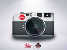Leica camera concept clean simply