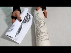 DIY Learn to transfer drawing to pvc pipe with thinner - YouTube Pvc Pipe Crafts, Diy And Crafts, Dremel, Pvc Pool, Pipe Lighting, Diy Pillows, Diy Home Decor, Craft Ideas, Fairy Furniture