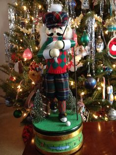 Delightful Western Germany Bear and Accordion Player in Lederhosen Christmas Tree  Ornaments Holiday Decoration