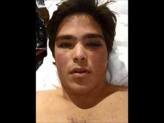 Pedro Piquet fala sobre o acidente em Goiânia