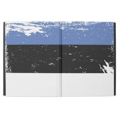 Shop Grunge Estonia Flag iPad Pro Case created by electrosky. Estonia Flag, Political Events, Ipad Pro 12 9, National Flag, Flags, Colorful Backgrounds, Personalized Gifts, Grunge, Banner