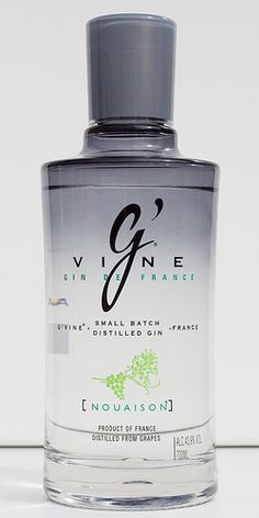 how to serve g vine gin